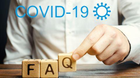 COVID 19 - F.A.Q (Foire Aux Questions)