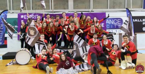 Coupe de France des IAE 2019 - Etudiants du BDE IAE Bordeaux ©BDE IAE Bordeaux