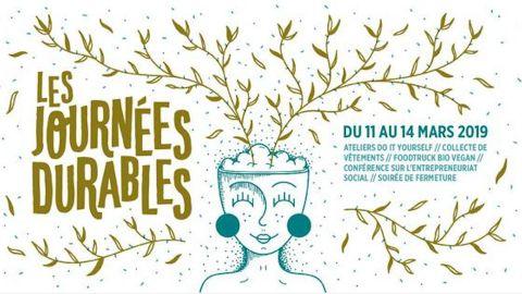 Les Journées Durables - Evénement organisé par les étudiants du Master 1 EMP avec l'association BAMBOU de l'IAE Bordeaux ©Association Bambou